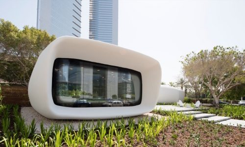 Office of the Future - Dubai, UAE