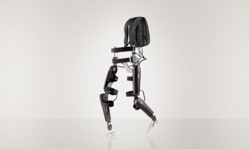 Rewalk Robotics exoskeleton