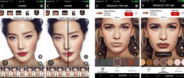 Sephora Virtual Artist